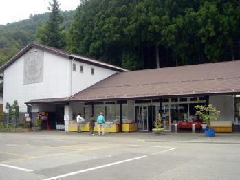笹一酒造の露店