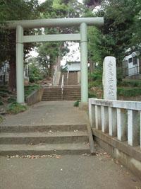 子之社(寺尾)