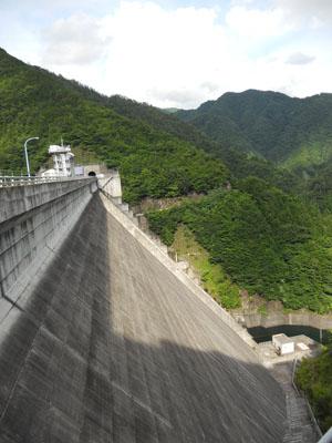 葛野川ダム