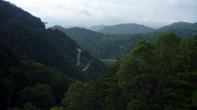和田峠周辺