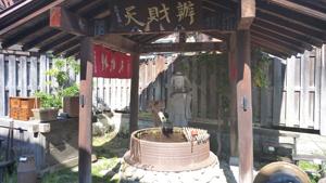 作り酒屋(七賢)にて